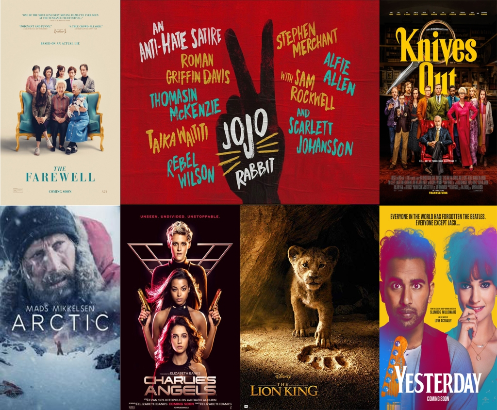 Looking Back At My Favourite Movies Of 2019 Lockthelocks